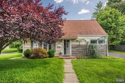 Midland Park Single Family Home For Sale: 414 Prospect Street