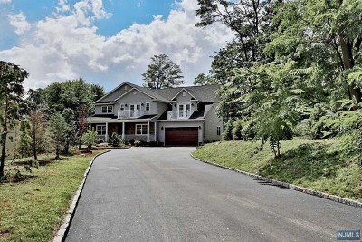 Fair Lawn Single Family Home For Sale: 0-86 Saddle River Road