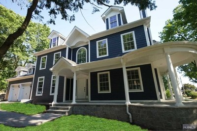 Mahwah Single Family Home For Sale: 124 Lawrence Road