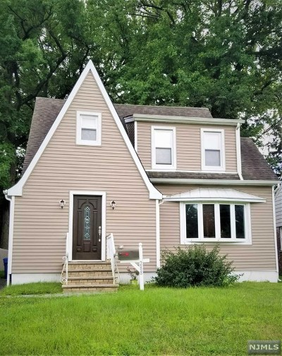 Englewood Single Family Home For Sale: 288 Garden Street