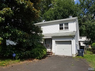 Englewood Single Family Home For Sale: 291 Liberty Road
