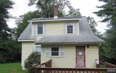 Rockaway Township Single Family Home For Sale: 7 Dudak Road