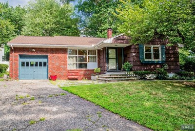 Cresskill Single Family Home For Sale: 144 County Road