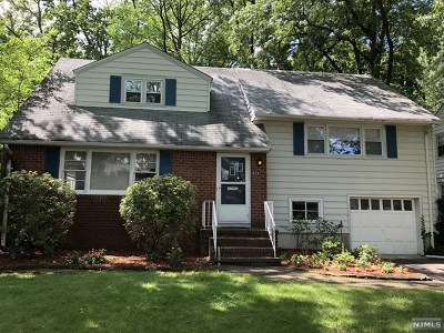 Teaneck Single Family Home For Sale: 914 Country Club Drive