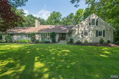 Morris County Single Family Home For Sale: 465 Laurel Lane