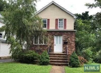 Closter Single Family Home For Sale: 373 Closter Dock Road