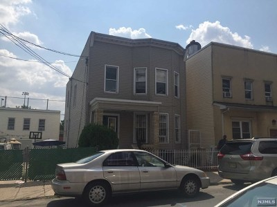 West New York Multi Family 2-4 For Sale: 555 59th Street
