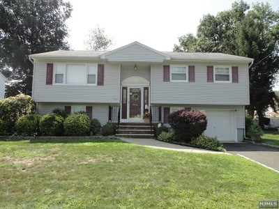 Saddle Brook Single Family Home For Sale: 342 Heimstrand Court