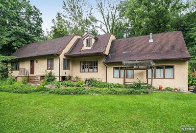 Saddle River Single Family Home For Sale: 227 West Saddle River Road