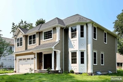 Closter Single Family Home For Sale: 36 Pine Street