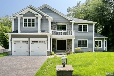 Closter Single Family Home For Sale: 53 Taillon Terrace