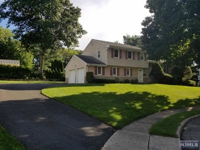 Midland Park Single Family Home For Sale: 106 Colonial Road