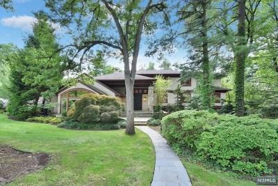 Tenafly Single Family Home For Sale: 11 Berkeley Drive