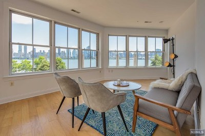 West New York Condo/Townhouse For Sale: 22 Ave At Port Imperial #2021