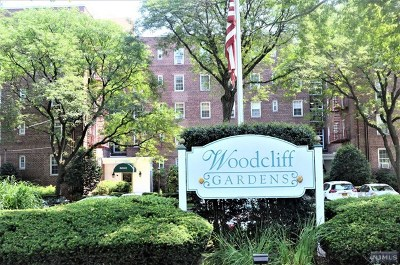 North Bergen Condo/Townhouse For Sale: 8650 East Boulevard #1e