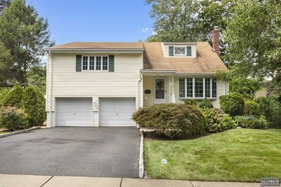 New Milford Single Family Home For Sale: 720 Holly Street