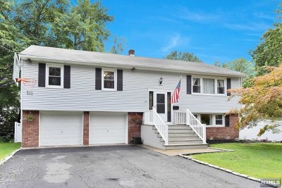 Westwood Single Family Home For Sale: 15 Nugent Place