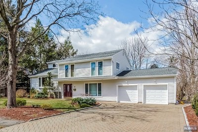 Closter Single Family Home For Sale: 38 Taylor Drive