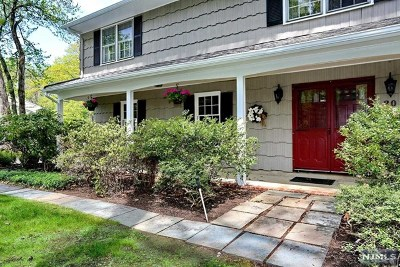 Allendale Single Family Home For Sale: 20 Stone Fence Road