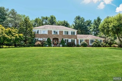 Montvale Single Family Home For Sale: 2 Strawberry Hill Court