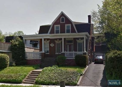 Leonia Residential Lots & Land For Sale: 329 Grand Avenue