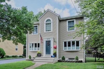 Fair Lawn Single Family Home For Sale: 12-30 Edward Street