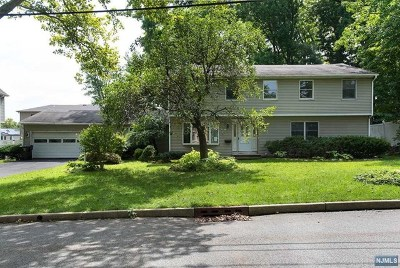Paramus Single Family Home For Sale: 210 Fredrick Street
