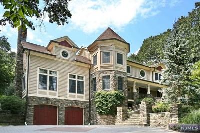 Mahwah Single Family Home For Sale: 77 Vanderbeck Lane
