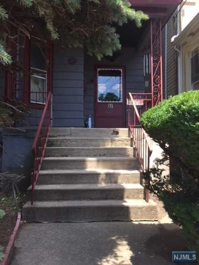 Edgewater Single Family Home For Sale: 37 Hilliard Avenue