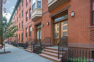 Jersey City Condo/Townhouse For Sale: 231 1st Street #1b