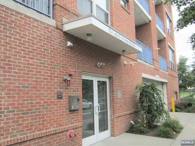 Jersey City Condo/Townhouse For Sale: 3 Greenwich Drive #120