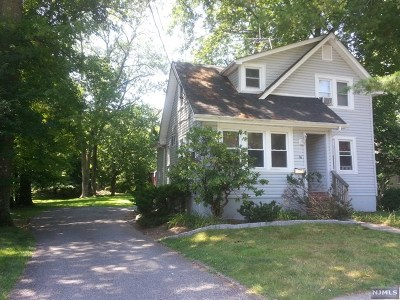 Cresskill Single Family Home For Sale: 66 Grant Avenue