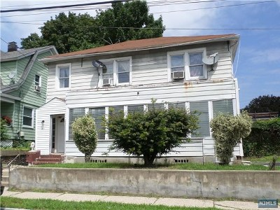 Hackensack Multi Family 2-4 For Sale: 232 Stanley Place