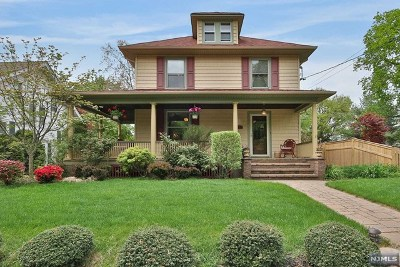 Ho-Ho-Kus Single Family Home For Sale: 35 Elmwood Avenue