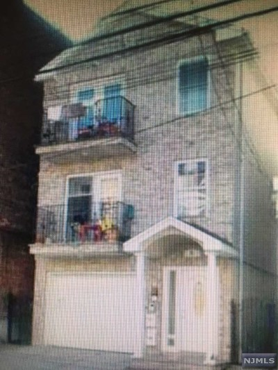 Passaic County Multi Family 2-4 For Sale: 81 4th Street