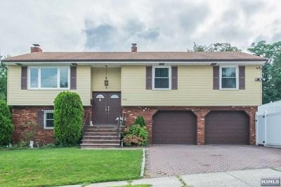 Hasbrouck Heights Single Family Home For Sale: 282 Baldwin Avenue