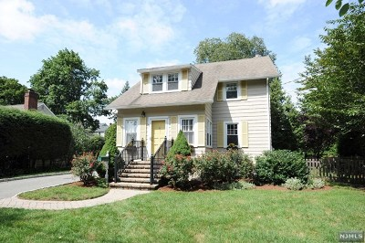 Ho-Ho-Kus Single Family Home For Sale: 89 Lakewood Avenue