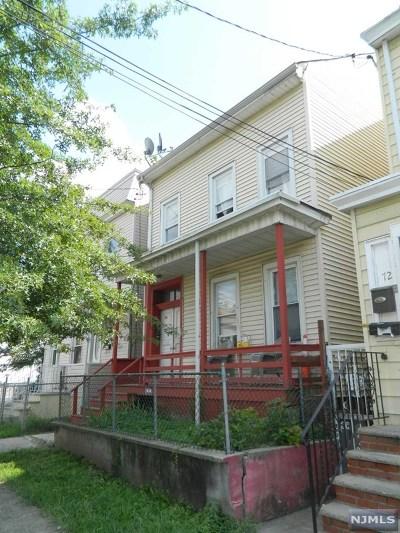 Paterson Multi Family 2-4 For Sale: 74 22nd Avenue