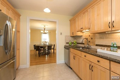 Closter Single Family Home For Sale: 73 Chestnut Avenue