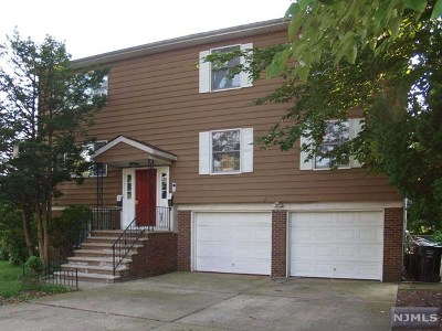Paramus Multi Family 2-4 For Sale: 5 Spring Valley Road