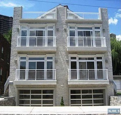 Edgewater Condo/Townhouse For Sale: 72b Edgewater Place