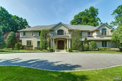 Cresskill Single Family Home For Sale: 257 Truman Drive