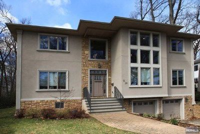 Fair Lawn Single Family Home For Sale: 12-24 Jerome Place