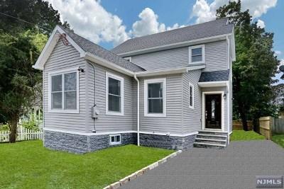 Teaneck Single Family Home For Sale: 306 Home Street