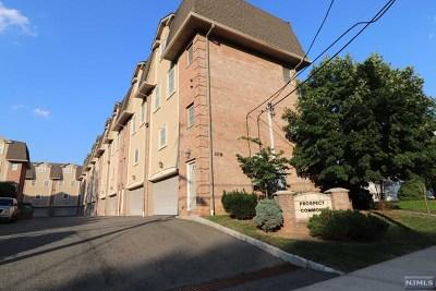 Hackensack Condo/Townhouse For Sale: 308 Hamilton Place #23