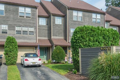 West Milford Condo/Townhouse For Sale: 25 Foxboro Lane #D