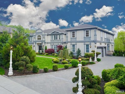 Closter Single Family Home For Sale: 260 Parsells Lane