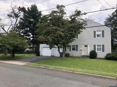 Paramus Single Family Home For Sale: 414 Terhune Avenue