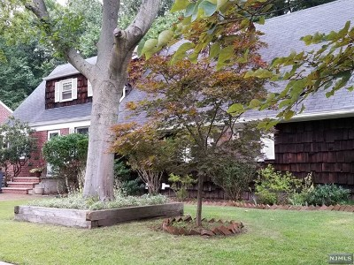 Demarest Single Family Home For Sale: 32 Glenwood Avenue