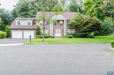 Paramus Single Family Home For Sale: 546 Mill Run